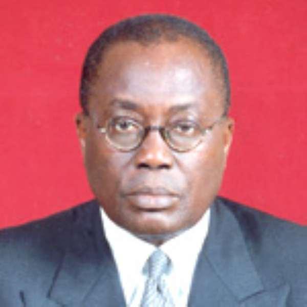 Nana Addo Dankwa Akufo-Addo, Minister for Foreign Affairs, Regional Cooperation and NEPAD